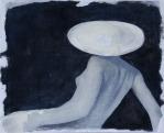 Nude Woman in Har | 2014 | ORIGINAL AVAILABLE |©LESLIE M. GUZMÁN
