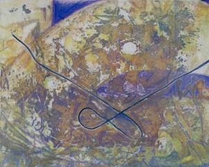 BOLD | 2011 | ORIGINAL SOLD |©LESLIE M. GUZMÁN