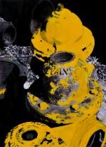 Yellow Metal | 2012 | ORIGINAL AVAILABLE |©LESLIE M. GUZMÁN