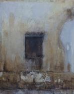 The Window | 2016 | ORIGINAL SOLD | ©LESLIE M. GUZMÁN
