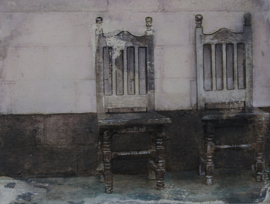 A Personal Piece of Art: The Meaning Behind The Two Chairs