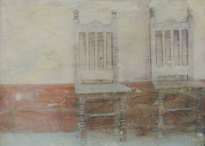 A Personal Piece of Art: The Meaning Behind The Two Chairs Leslie M. Guzman